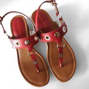 Tommy Hilfiger Flip Flop Sandals 9